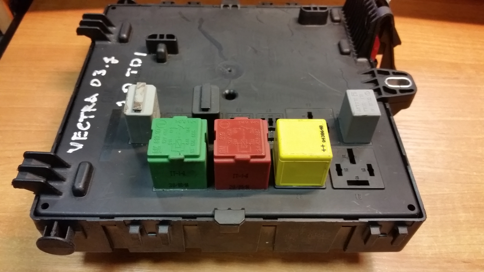 Vauxhall Vectra C Rear Fuse Box Start Building A Wiring Diagram Astra Rec Fusebox 13189921 Er Usedecus Com Rh Opel 1995 B